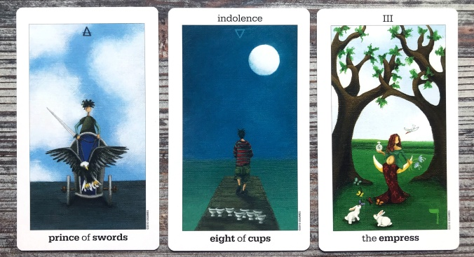 Sun and Moon Tarot