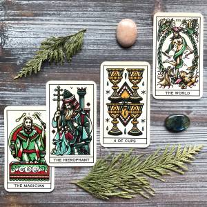 Tattoo Tarot Ink and Intuition