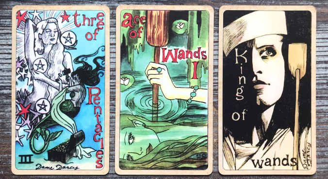 Dame Darcy's Mermaid Tarot