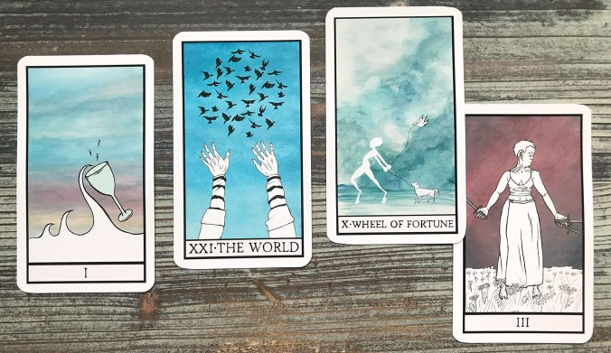 Tarot for Dandelions