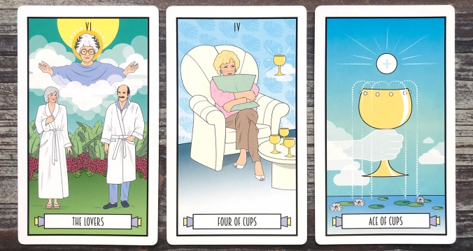 The Golden Girls Tarot