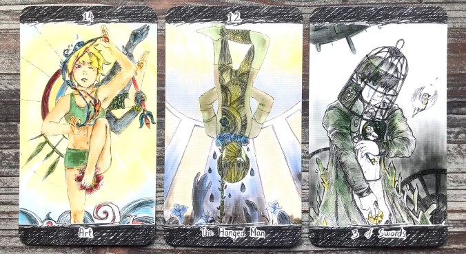 Tarot of Passing Showers
