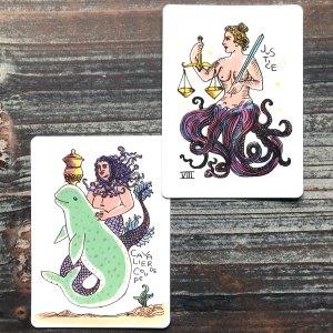 Tarot Sirene
