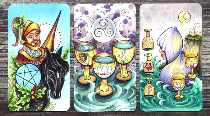 Sawyer's Path Tarot