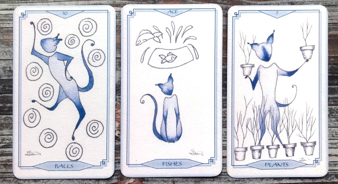 Bleu Cat Tarot