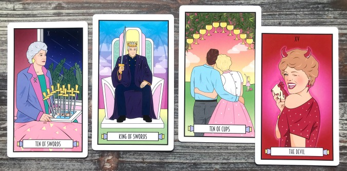 Golden Girls Tarot