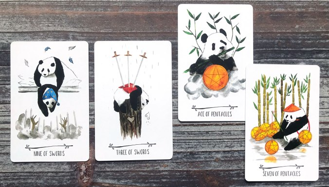 Way of the Panda Tarot