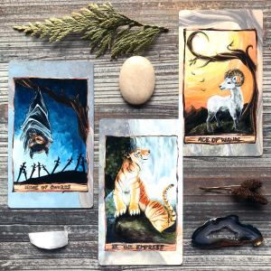 The Animism Tarot