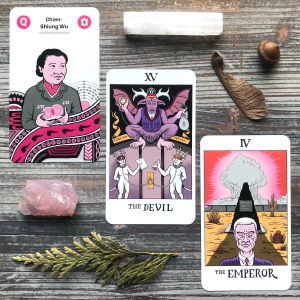 Women of Science Tarot