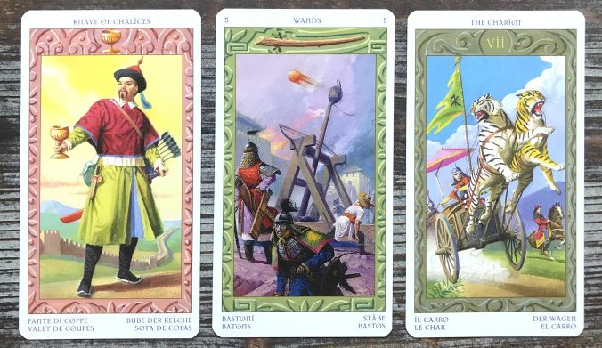 Tarot of the Journey to the Orient