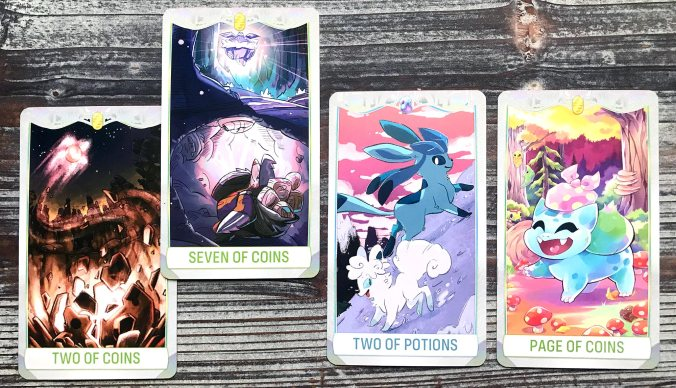 Evolution Tarot