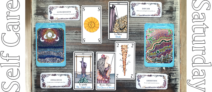 Tarot Maddonni, Saltwater Reading Cards, Sea Melodies Cards