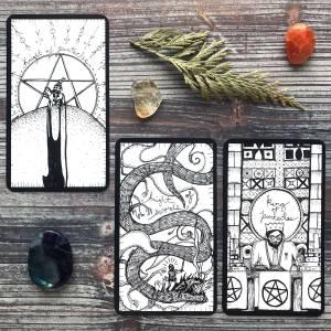 Odd Hand Tarot
