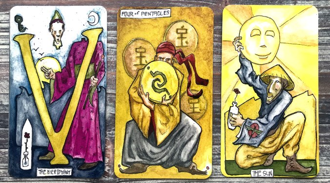 Tarot of Why