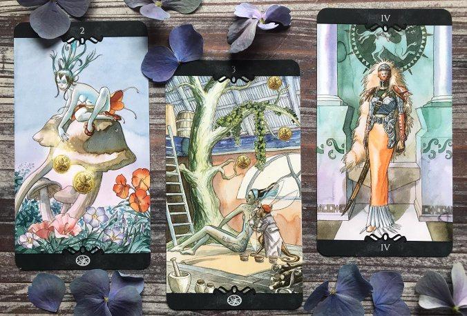 Tarot of the Dream Enchantress