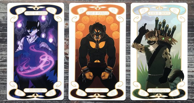 Anthro Tarot