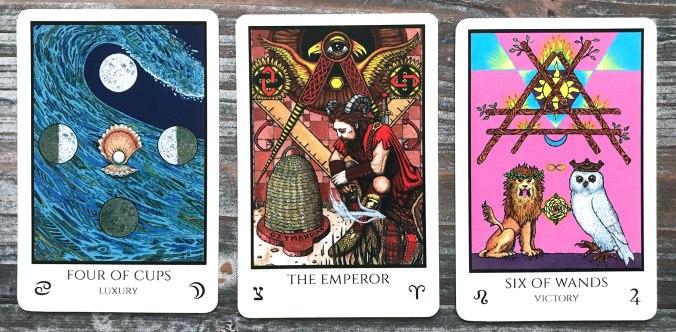 Tabula Mundi in Minima Tarot