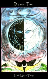Tarot of the Sidhe - Dreamer Two