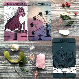 Spark and Pen Tarot