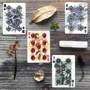 Alchemy England 1977 Playing Cards