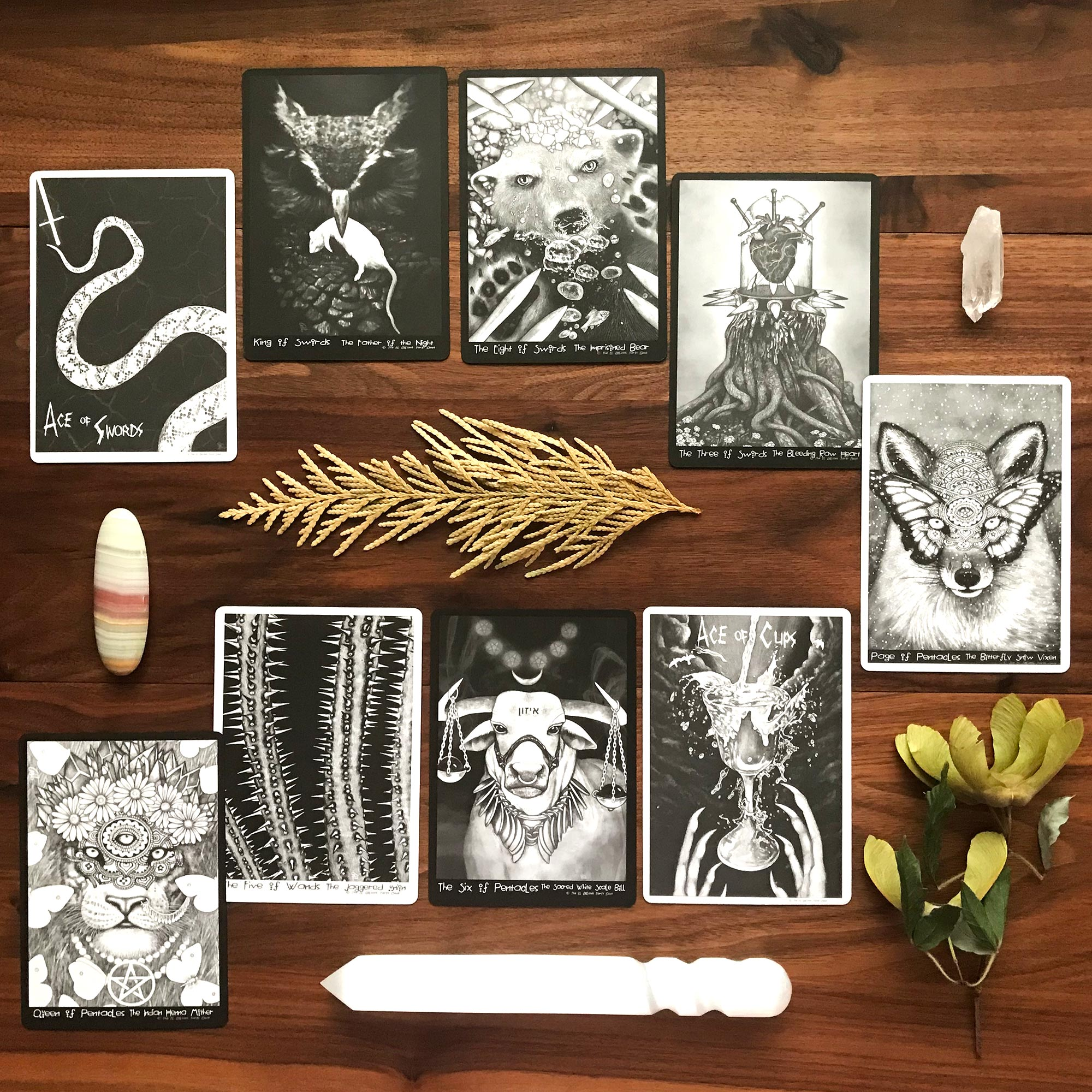 El Goliath Tarot 2nd Edition