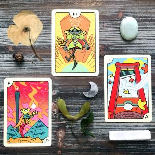 Joe Sparrow Tarot