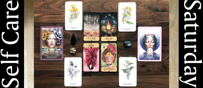 Sasuraibito Tarot, Hedgewitch Botanical Oracle, Sacred Rebels Oracle