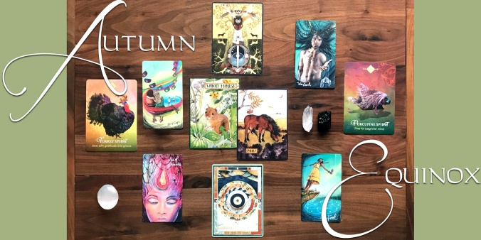Autumn Equinox Tarot Reading - Mabon