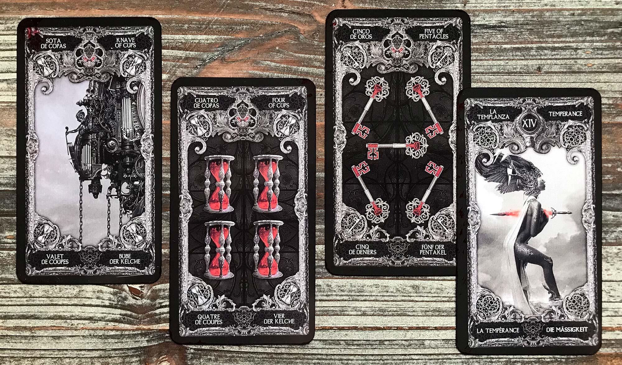 XII Tarot