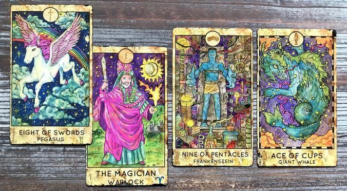 Spirit of Halloween Tarot