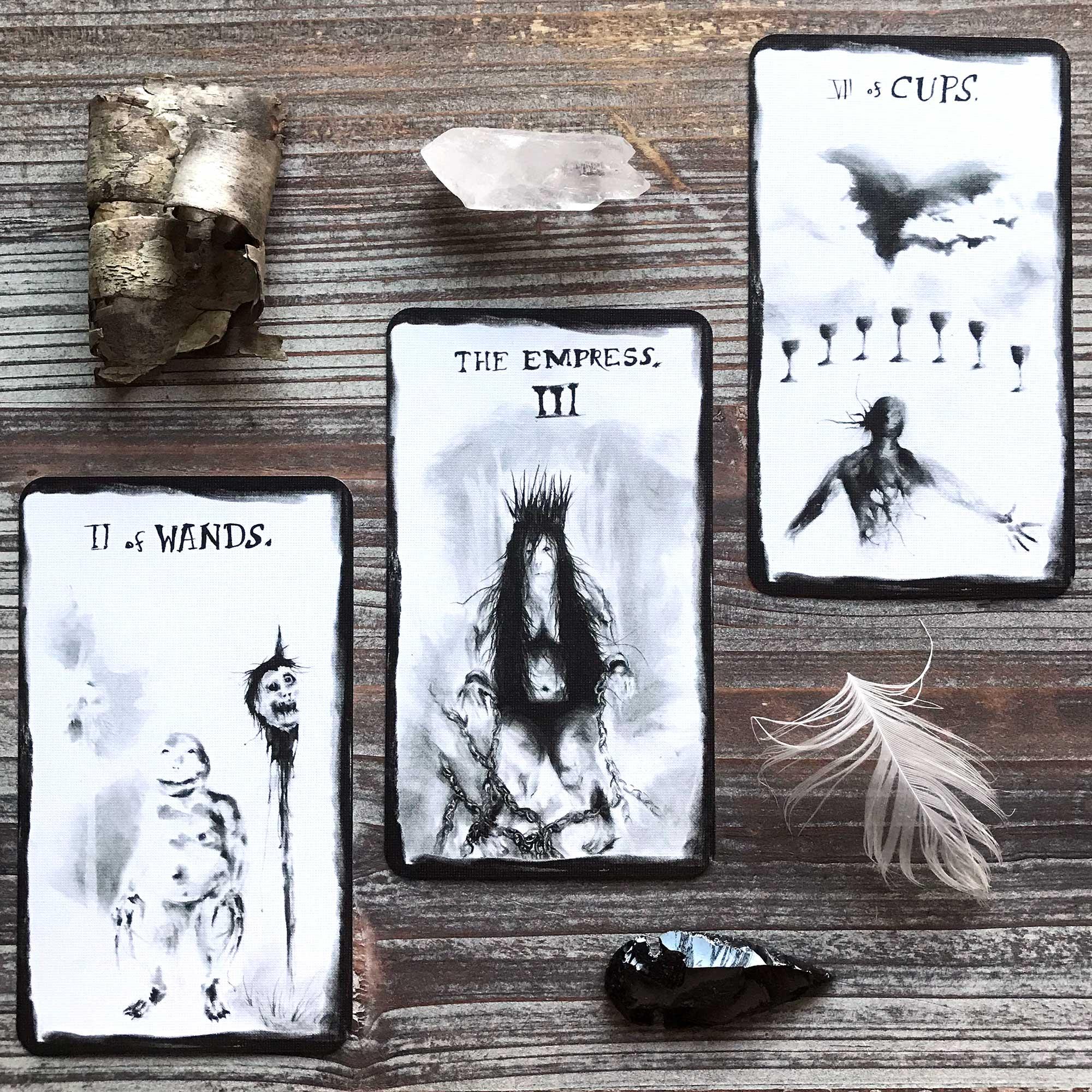 Ritual Abuse Tarot