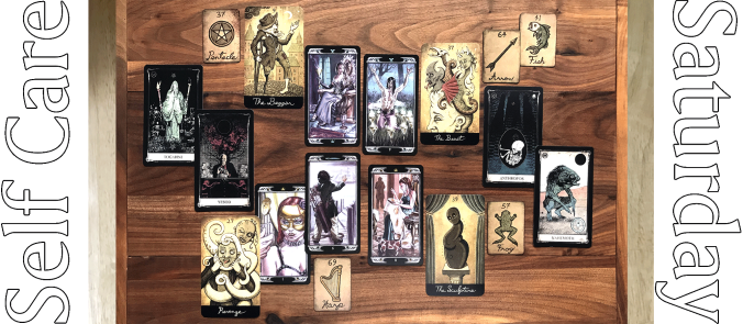 The Abandoned Oracke, Mildred Payne's Pocket Oracle, Kult Divinity Lost Tarot, Ludy Lescot Tarot