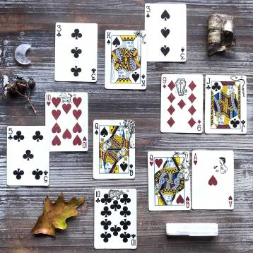 Cartomancy Playing Card Reading