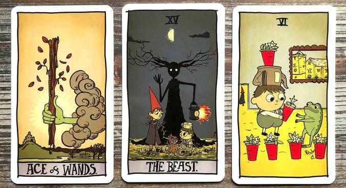 Tarot of the Unknown