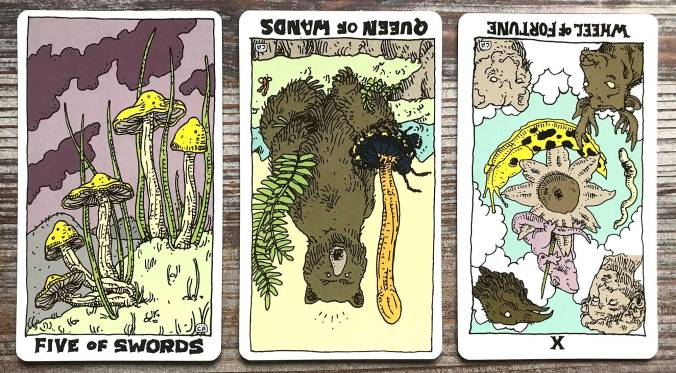 The Mushroom Tarot