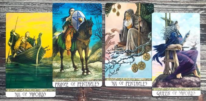 Druidcraft Tarot
