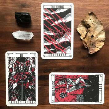 Lost Hollow Tarot
