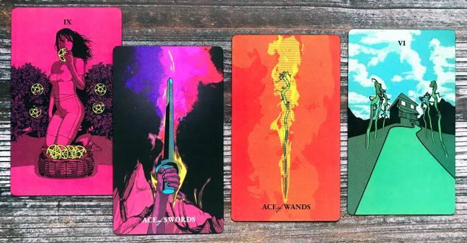 Tarot of the Holy Spectrum