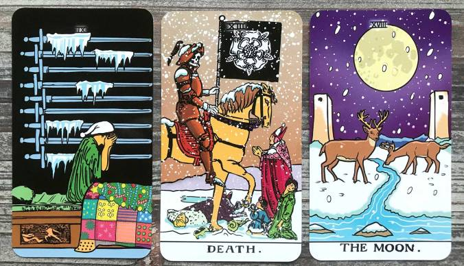 Winter Waite Tarot 2019 Edition