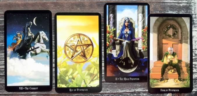 Witches' Tarot