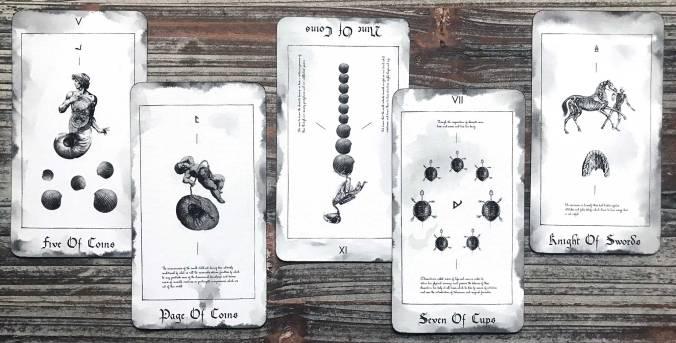 Paracelsus' Dreams Tarot