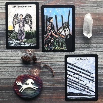 Bridgett's Mosaic Dream Tarot