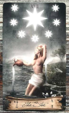 Heaven & Earth Tarot - The Star
