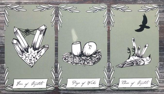 Earth Bones Tarot 2nd Edition