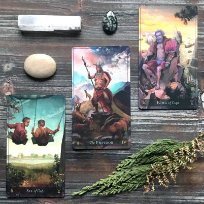 Tarot of the Divine Masculine