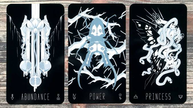 Wayward Dark Tarot