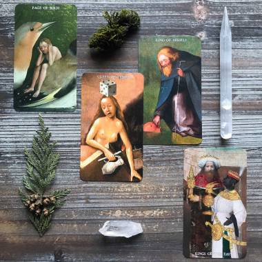Hieronymus Bosch Tarot