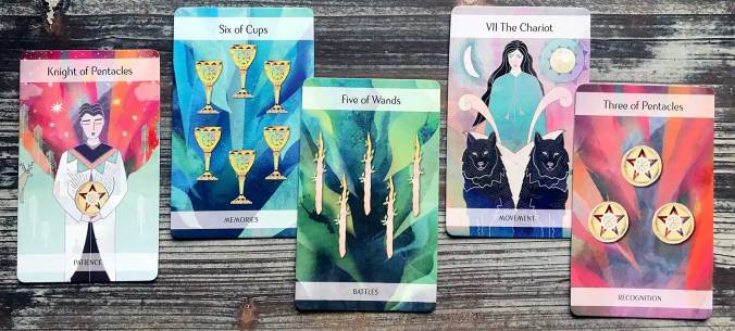 Magical Nordic Tarot