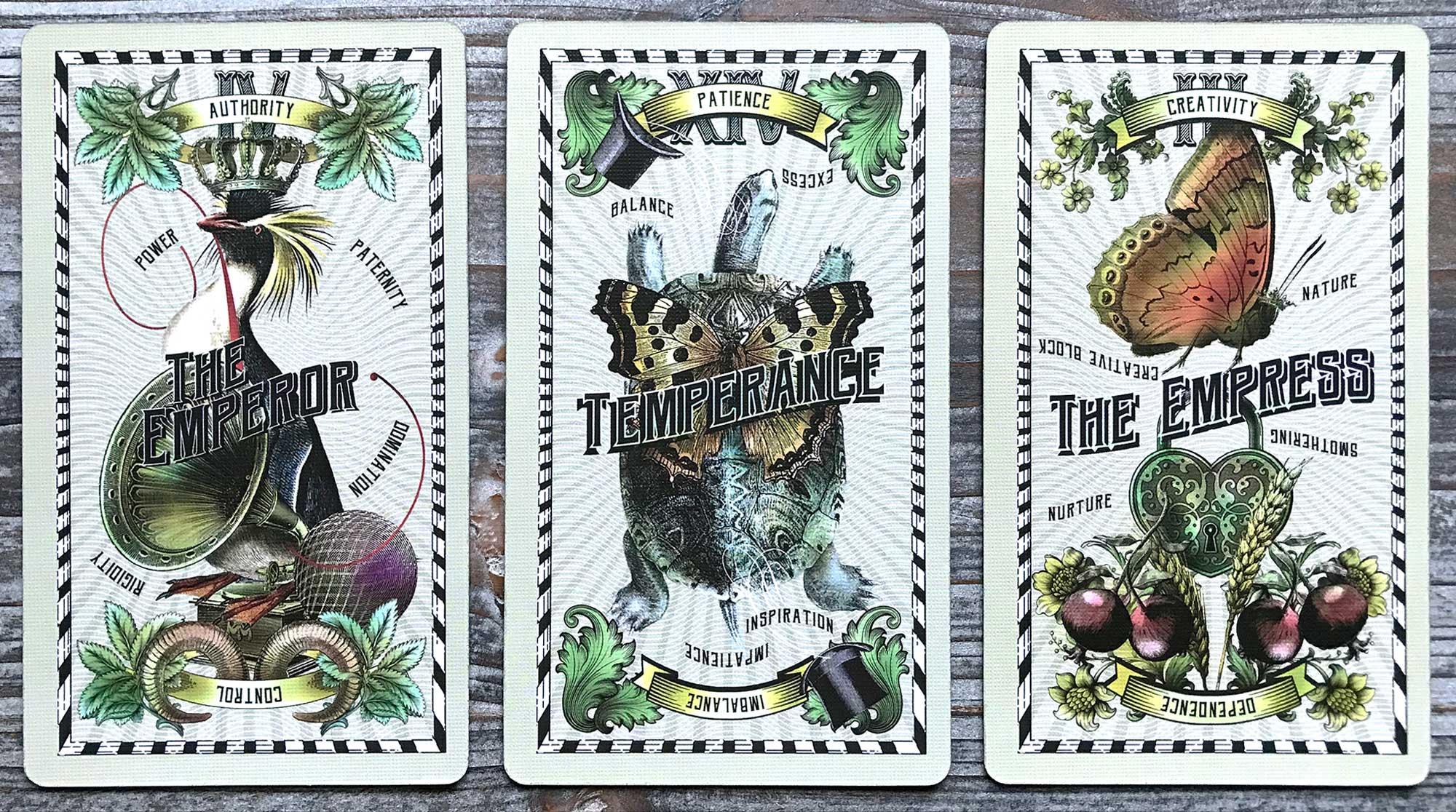5 Cent Tarot