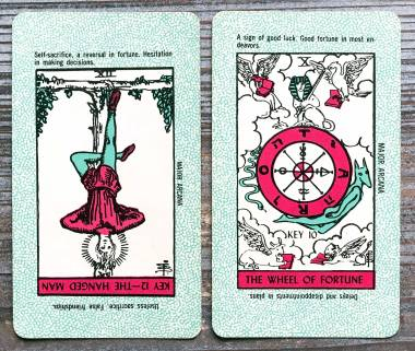 Zolar's New Astrological Tarot